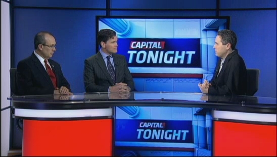 Rep. Martin on News 14's Capital Tonight
